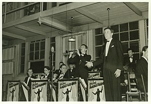 Duke Ambassadors - The Duke Ambassadors performing in 1937; Courtesy of the Duke University Archives.