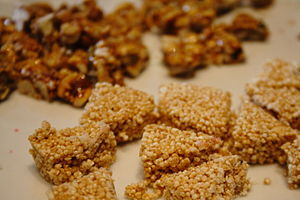 Amaranth - Traditional Mexican candy made with amaranth