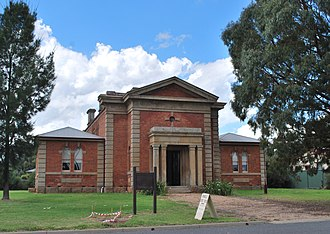 Dunolly, Victoria - Image: Dunolly Court House