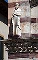 Duomo di grosseto, simboli degli evangelisti di scuola senese, xiv secolo, matteo.JPG