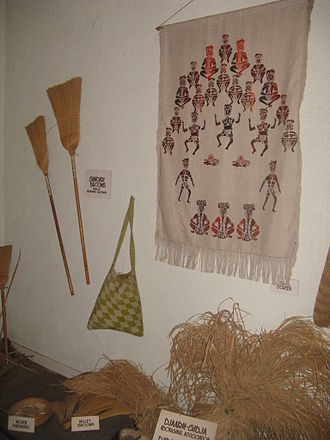Argyle Downs - Durack Homestead, Aboriginal Room