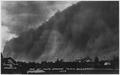 "Dust Storms, ""One of South Dakota's Black Blizzards, 1934"" - NARA - 195304.tif"