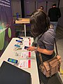 Dutch Design Week - Oswald Labs - User trying apps.jpg