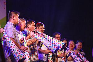 Davao City Torotot Festival - 2015 festivities