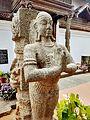Dwarapalaka Padmanabhapuram Palace.jpeg