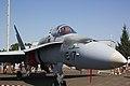 EF-18 Hornet - Jornada de puertas abiertas del aeródromo militar de Lavacolla - 2018 - 04.jpg