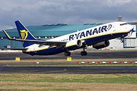 EI-DAK - B738 - Ryanair