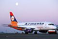 EK-95015 - Flight From Yerevan to Moscow (5709805724).jpg