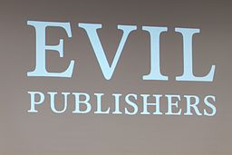 EVIL PUBLISHERS - Flickr - Pierre-Selim
