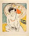 E L Kirchner Dodo mit japanischem Schirm.jpg