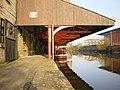 Eanam Wharf, canal side - geograph.org.uk - 1216805.jpg