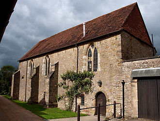 Easebourne Priory - Easebourne Priory Refectory
