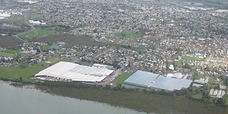 Favona Suburb in Auckland Council, New Zealand
