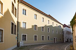 Eck zum Vaulschink in Regensburg