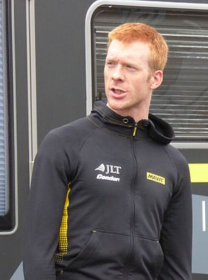 Ed Clancy - Clancy in 2016