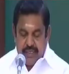 Edappadi K Palaniswami taking oath.png
