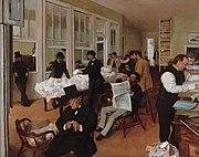 Edgar Germain Hilaire Degas 016