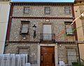 Edifici a la plaça d'Espanya, 2, Casa Abadia - Teulada (Marina Alta).JPG