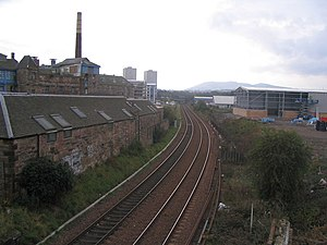 Craigmillar - The Edinburgh Suburban railway