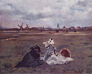 Foundation E.G. Bührle - Image: Edouard Manet 057