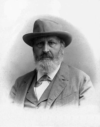 Eduard Suess - Eduard Suess, circa 1890