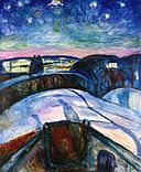 Edvard Munch - Starry Night (1922–24).jpg