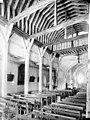 Eglise Saint-Hilaire - Vue intérieure de la nef, vers le nord-est - Crocy - Médiathèque de l'architecture et du patrimoine - APMH00018511.jpg