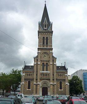 Église Saint-Bruno de Grenoble — Wikipédia