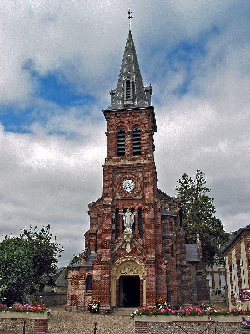 Eglise d'Equemauville.JPG