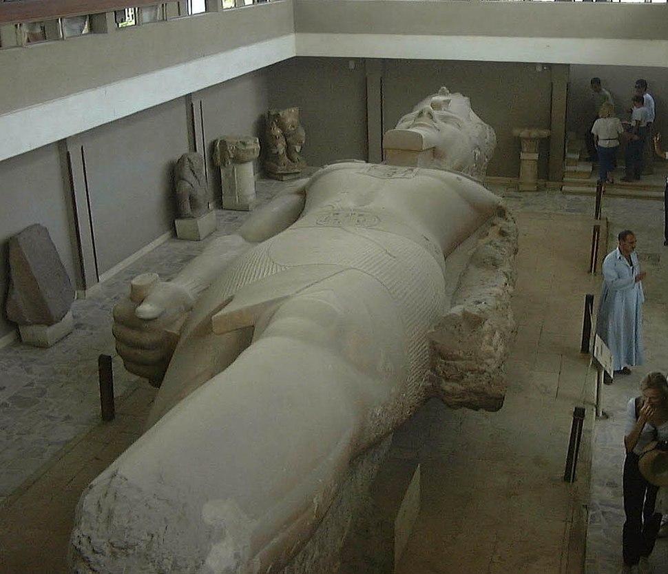 Egypt-Memphis-Giant-Ramses-II