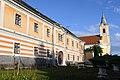 Előszállás, ciszterci rendház és templom 2021 02.jpg