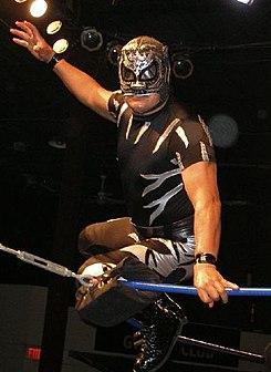 El Pantera (luchador) - Wikipedia, la enciclopedia libre