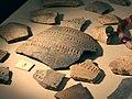 Elbląg, muzeum, fragmenty keramiky.JPG