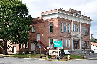 Elgin, Oregon - Elgin Opera House