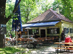 Elisabethmarkt - Wintergarten