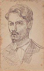 Autorretrato c.1900
