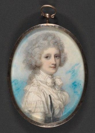James Hope-Johnstone, 3rd Earl of Hopetoun - Elizabeth, Countess of Hopetoun