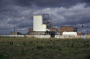 Ellington, Northumberland - Ellington Colliery