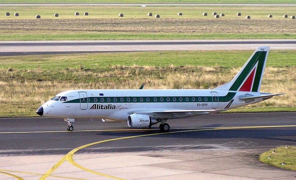 Embraer ERJ170LR Alitalia EI-DFH