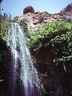 En Gedi Waterfall
