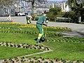 Enge - Neuanpflanzungen durch Mitarbeiter von 'Grün Stadt Zürich' 2012-03-28 15-11-56 (P7000).JPG