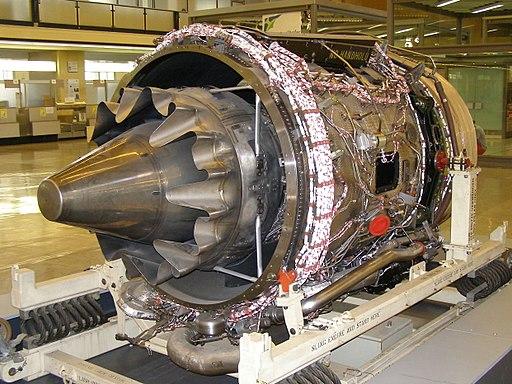 Engine BR710-1