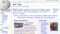 English Wikipedia Main page screenshot.png