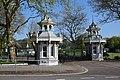 Entrace gates of Torquay cricket club.jpg