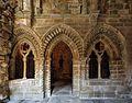 Entrada a la sala capitular de la Catedral vieja de Plasencia.jpg