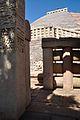 Entrance - South Gateway - Stupa 1 - Sanchi Hill 2013-02-21 4373.JPG