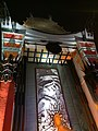 Entrance of Grauman's Chinese Theatre at night in June 2016 (27013908763).jpg