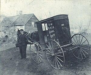 Ephraim Hawley House - Image before 1881