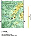 Epicenter of the 2003 Alabama earthquake.jpg