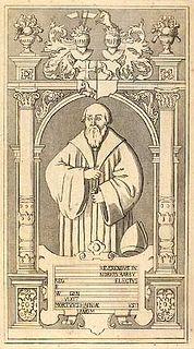 Andreas von Barby German university teacher (1508-1559)